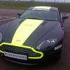 Aston Martin at Silverstone