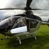 Eurocopter 135 at Conington