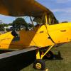 Tiger Moth at Cambridge