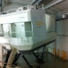 Berlin Lufthansa 3 axis simulator